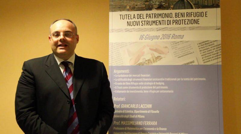L'incontro con il Prof. Massimiliano Ferrara